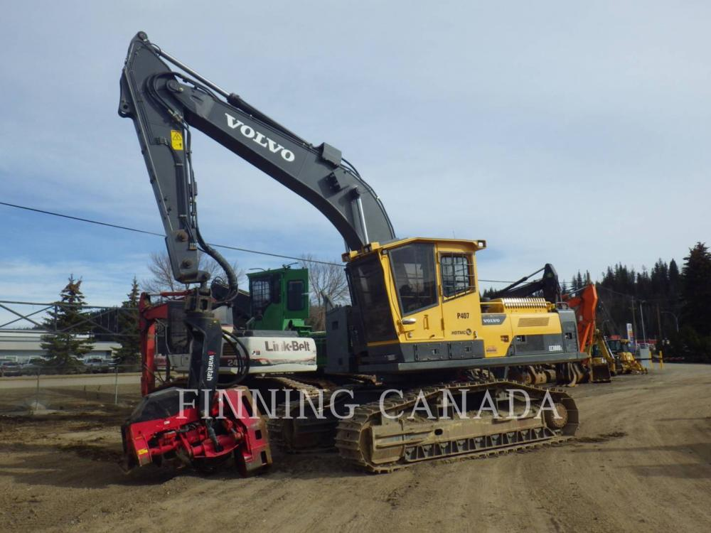 Detail photo of 2015 Volvo EC300DL from Construction Equipment Guide