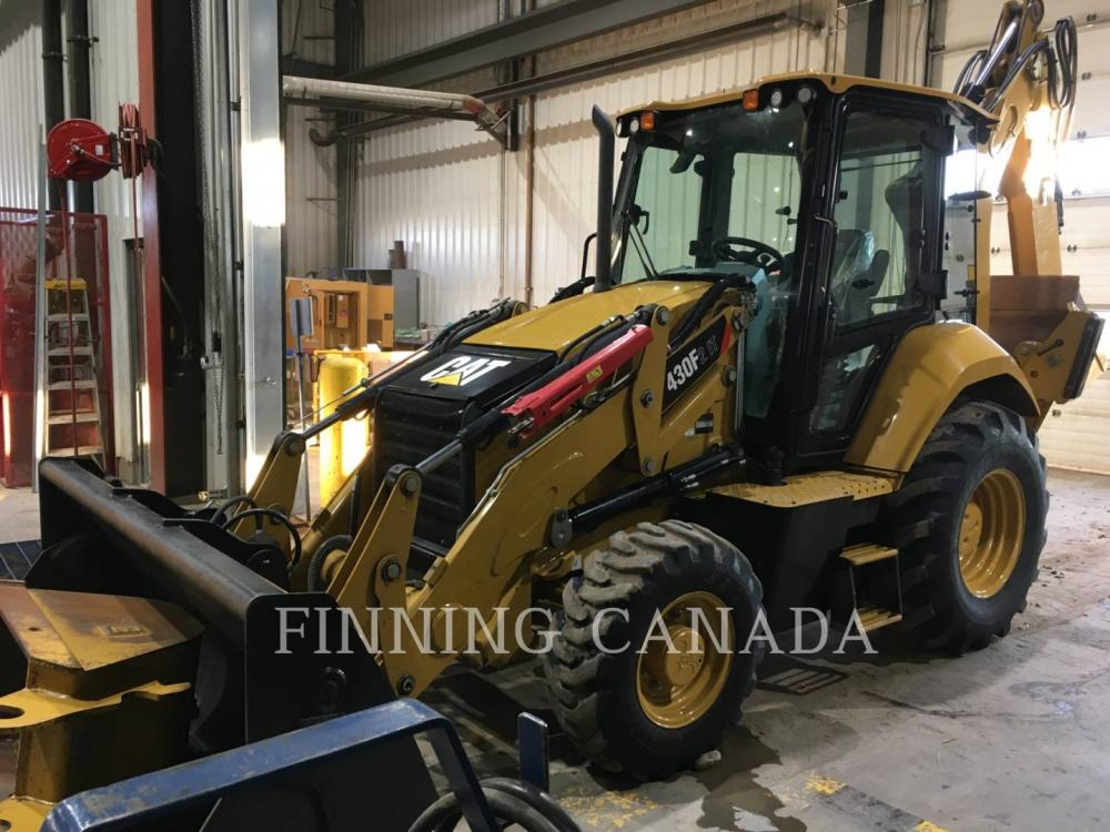 Detail photo of 2018 Caterpillar 430F IT from Construction Equipment Guide