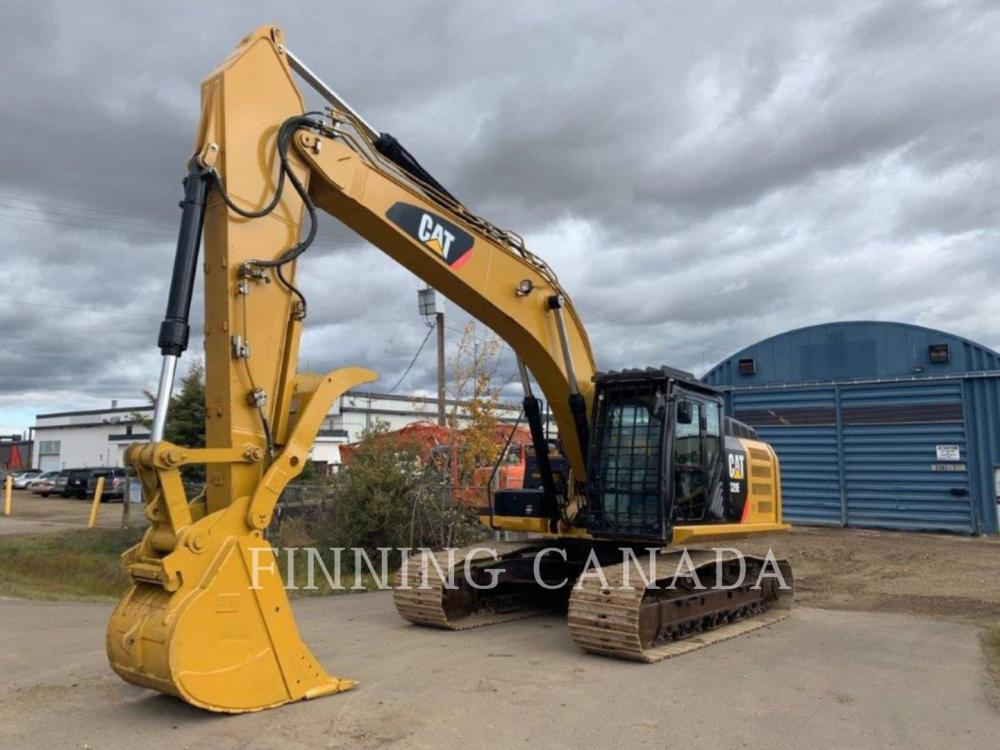 Detail photo of 2012 Caterpillar 329EL from Construction Equipment Guide