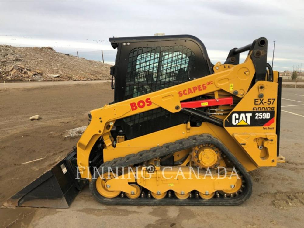 Detail photo of 2017 Caterpillar 259D from Construction Equipment Guide