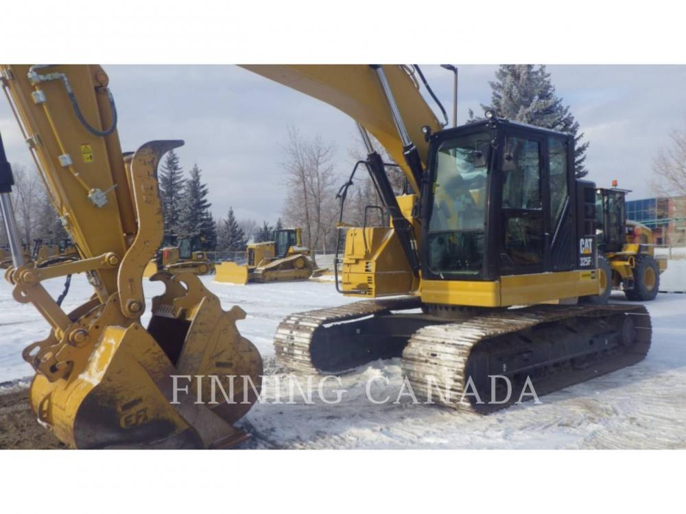 Detail photo of 2019 Caterpillar 325LF from Construction Equipment Guide