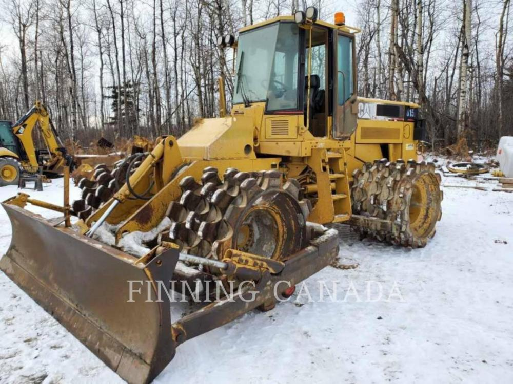 Detail photo of 2002 Caterpillar 815F from Construction Equipment Guide
