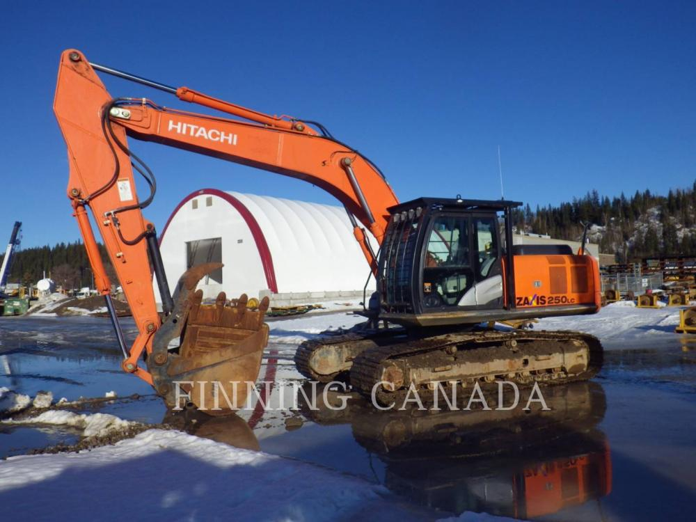 Detail photo of 2015 Hitachi ZX250LC-5 from Construction Equipment Guide