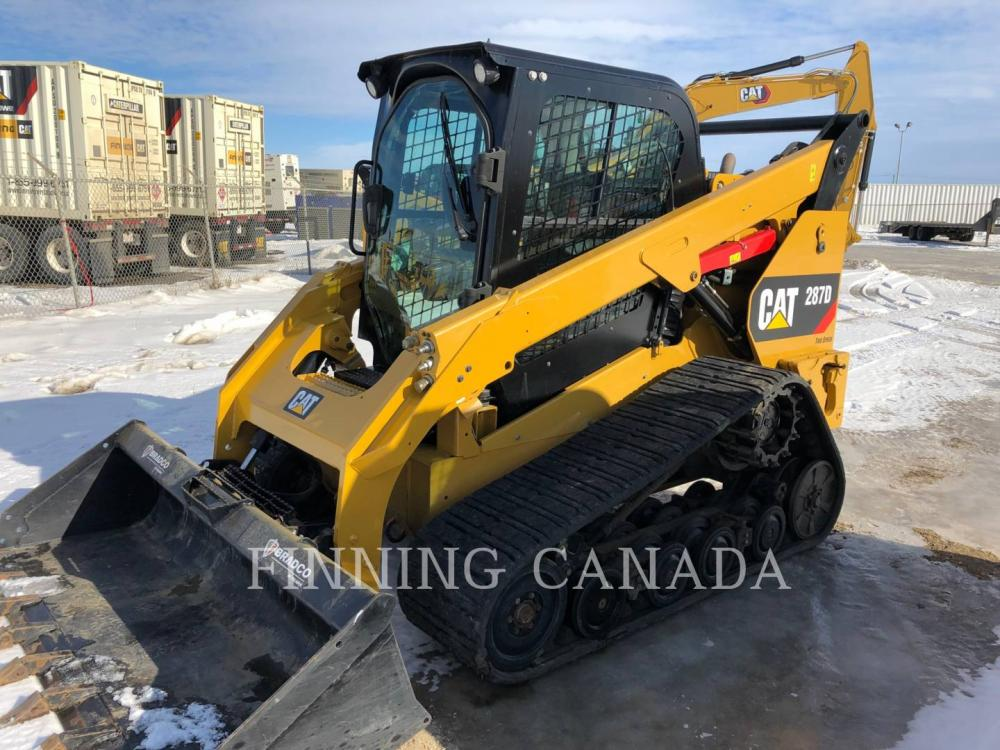 Detail photo of 2016 Caterpillar 287D from Construction Equipment Guide
