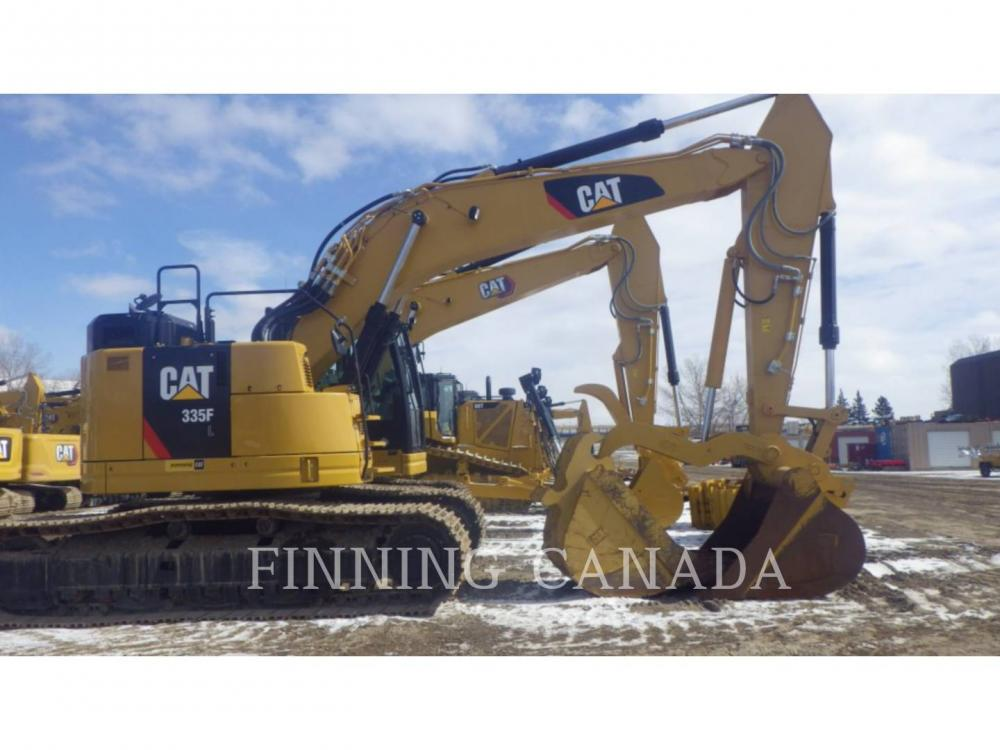 Detail photo of 2019 Caterpillar 335FL from Construction Equipment Guide