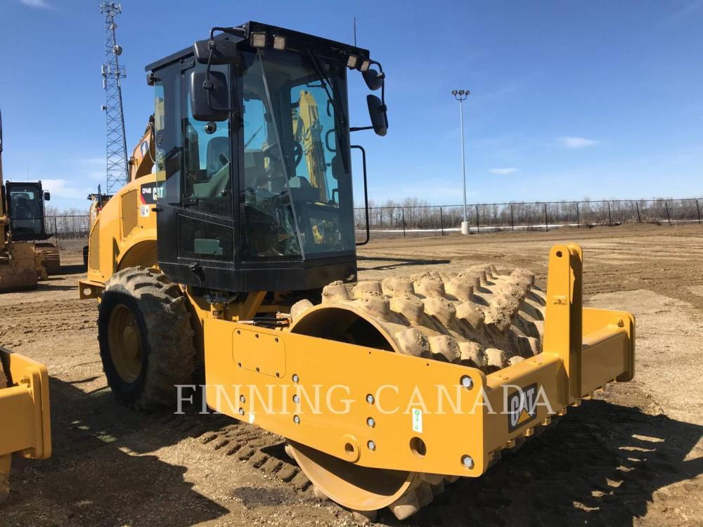 Detail photo of 2019 Caterpillar CP44B from Construction Equipment Guide