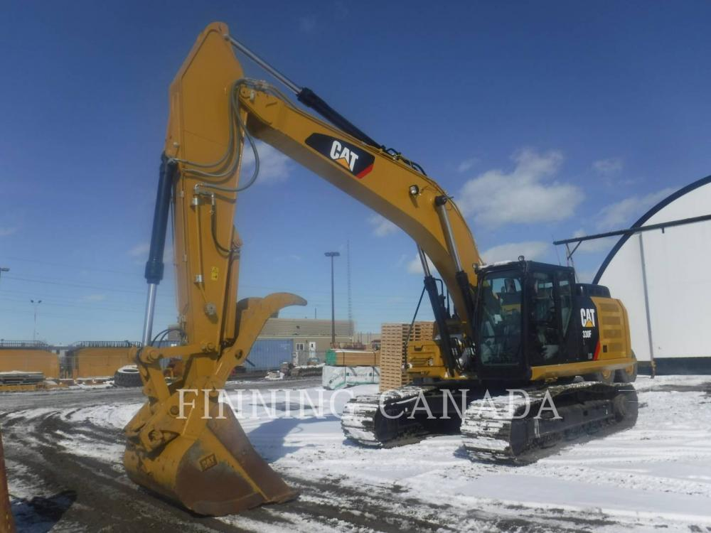 Detail photo of 2019 Caterpillar 330FL from Construction Equipment Guide
