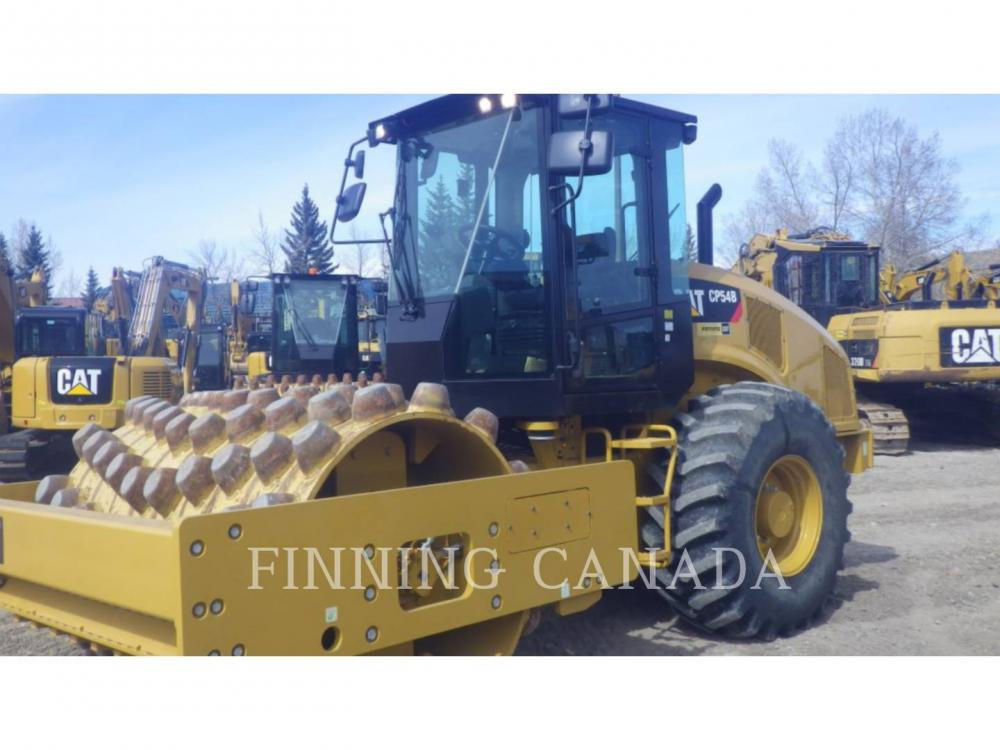 Detail photo of 2019 Caterpillar CP54B from Construction Equipment Guide