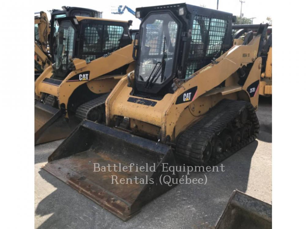 Detail photo of 2008 Caterpillar 257B2 from Construction Equipment Guide