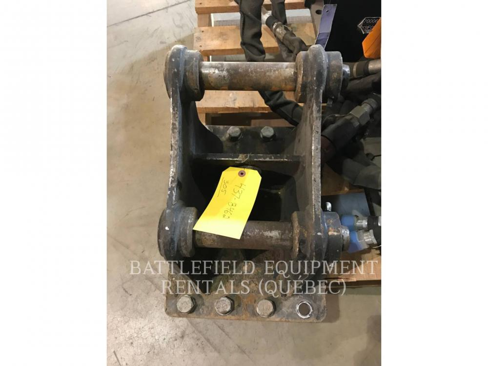 Detail photo of  Caterpillar H55 HEAD HAMMER 437-8462 305-305.5 from Construction Equipment Guide