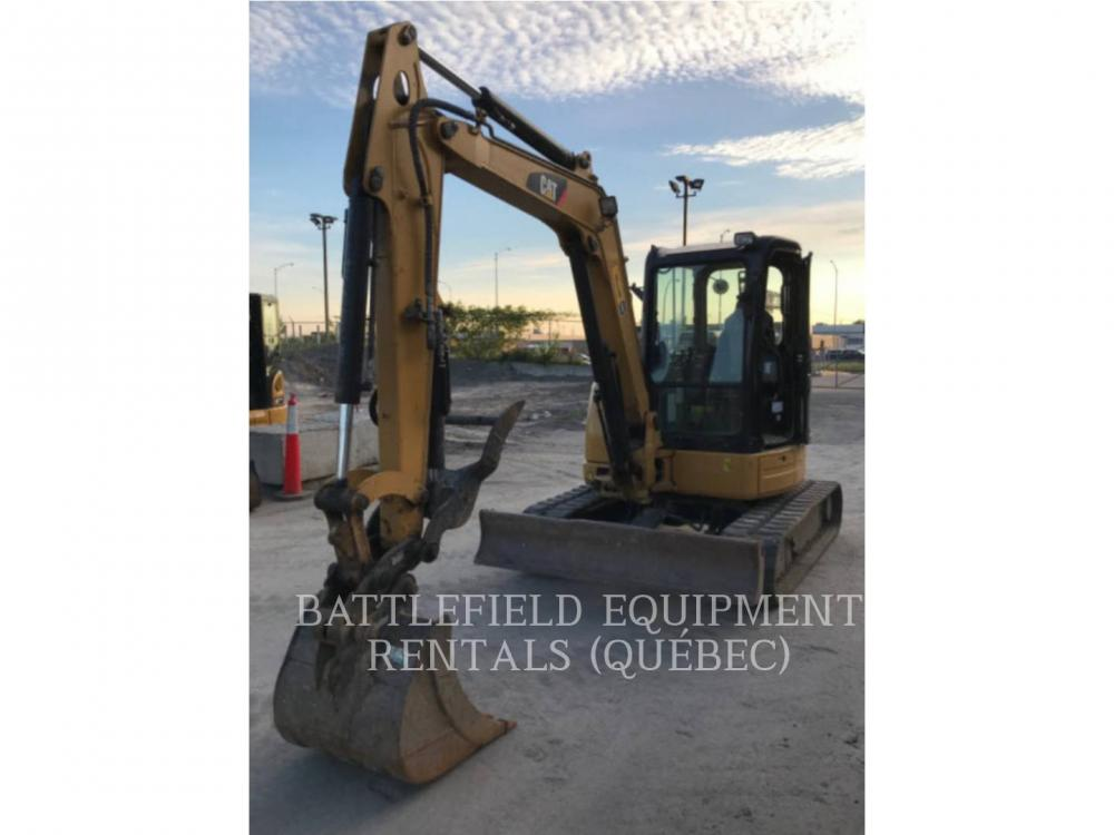 Detail photo of 2012 Caterpillar 305.5D CR from Construction Equipment Guide