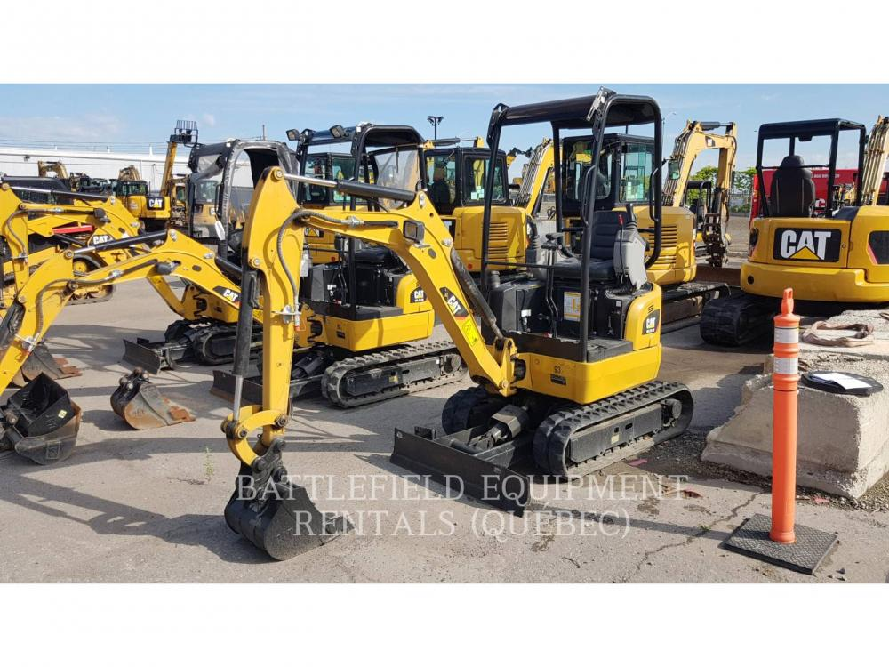 Detail photo of 2015 Caterpillar 301.7D from Construction Equipment Guide