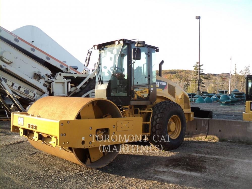 Detail photo of 2017 Caterpillar CB56B from Construction Equipment Guide