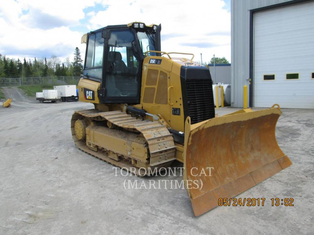 Detail photo of 2016 Caterpillar D5K XL II from Construction Equipment Guide