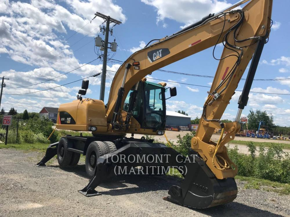 Detail photo of 2008 Caterpillar M316D from Construction Equipment Guide