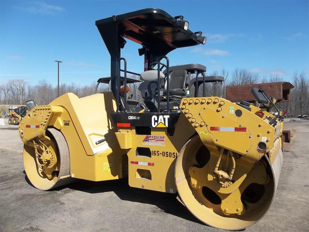Detail photo of 2012 Caterpillar CB54 from Construction Equipment Guide