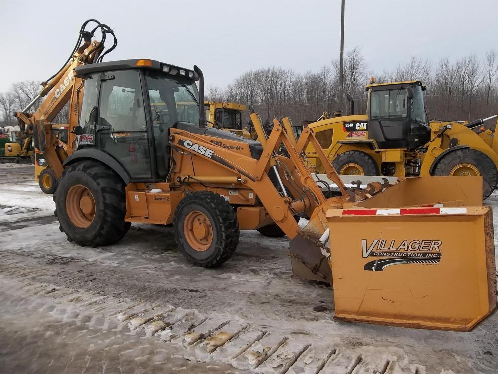 Detail photo of 2005 Case 580 SM II from Construction Equipment Guide