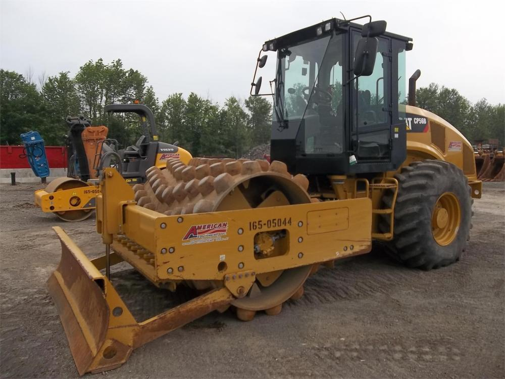 Detail photo of 2012 Caterpillar CP56B from Construction Equipment Guide