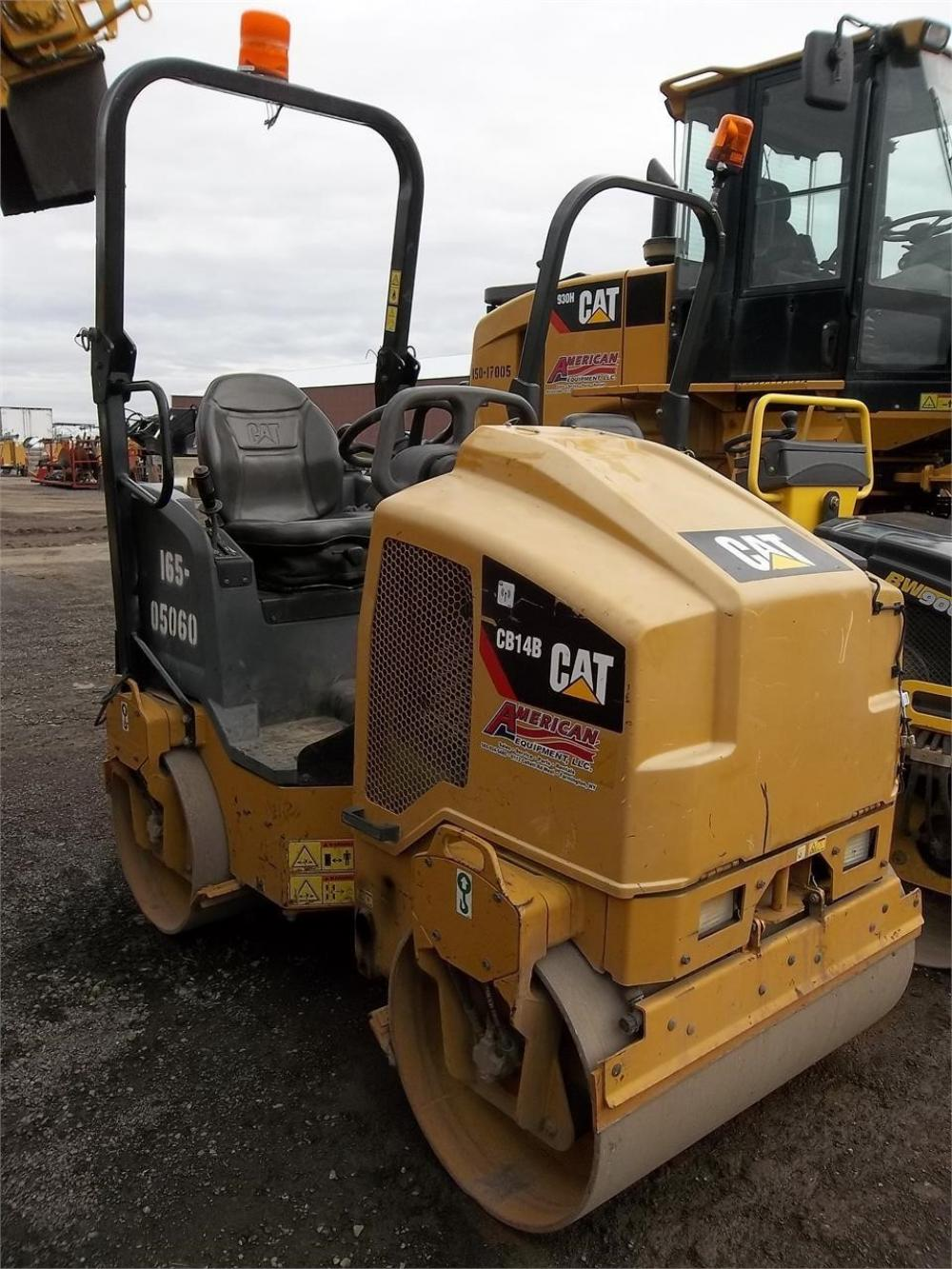 Detail photo of 2014 Caterpillar CB14 from Construction Equipment Guide