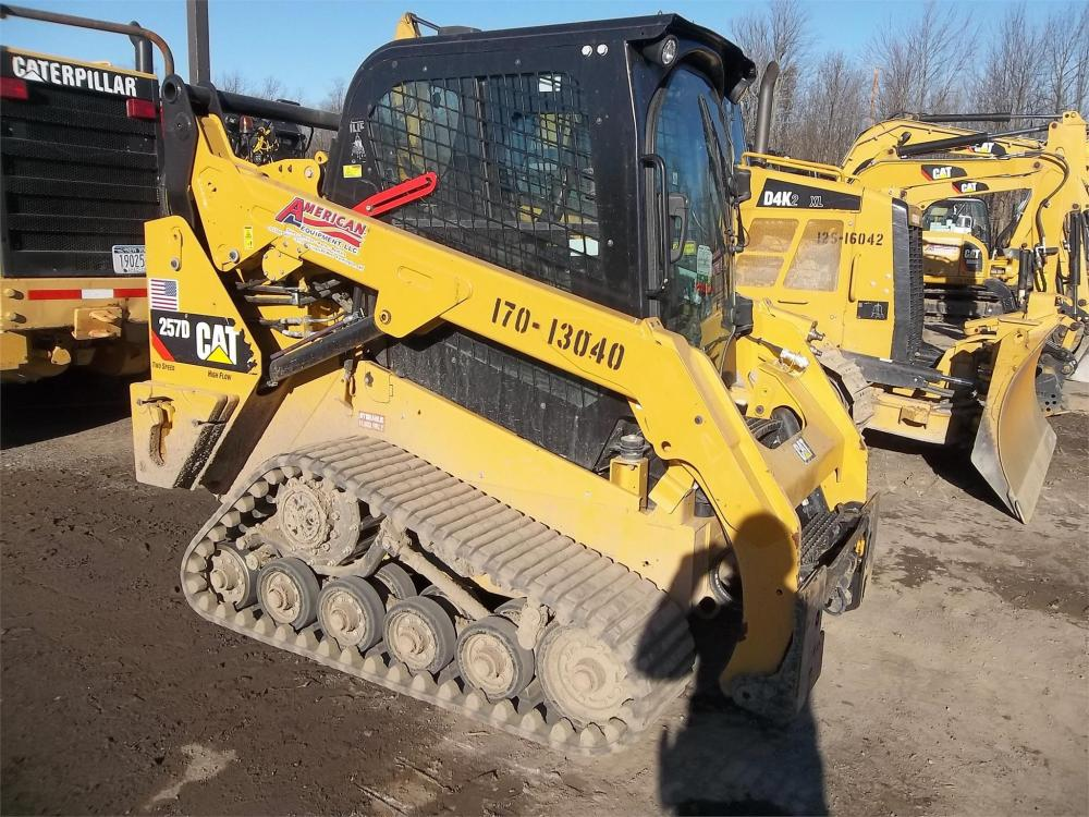 Detail photo of 2016 Caterpillar 257D from Construction Equipment Guide