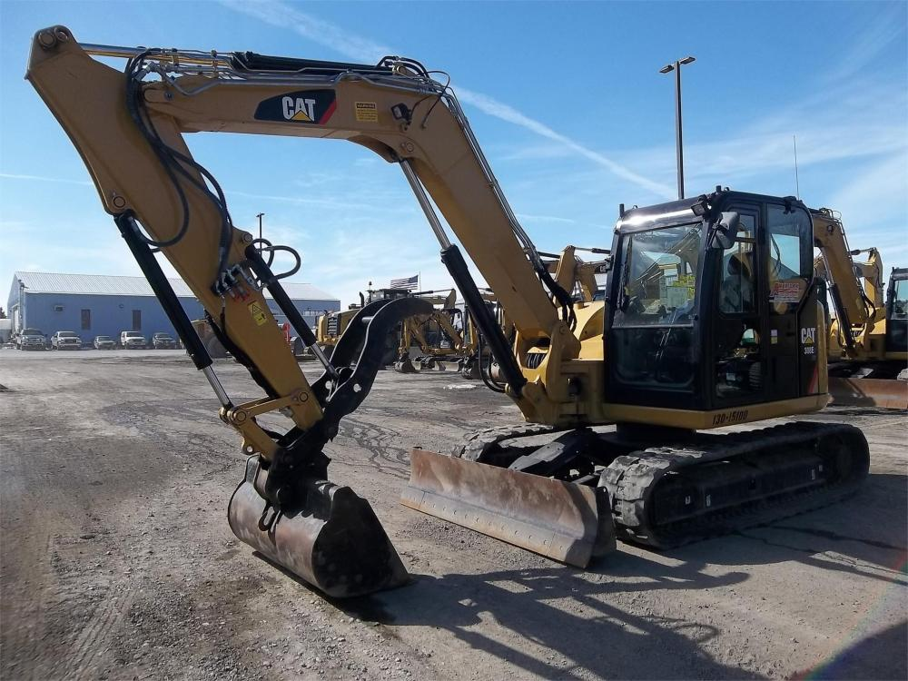 Detail photo of 2014 Caterpillar 308E CR SB from Construction Equipment Guide