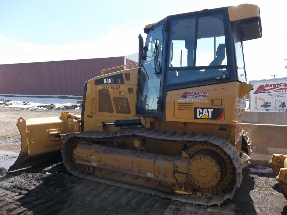Detail photo of 2014 Caterpillar D4K XL II from Construction Equipment Guide
