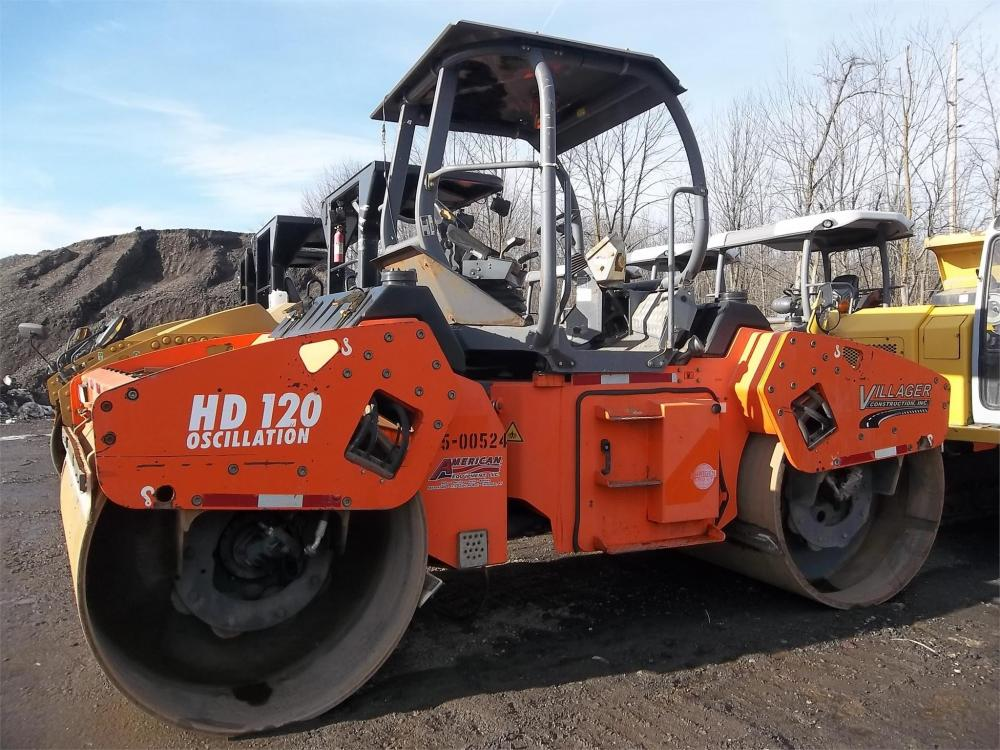 Detail photo of 2006 Hamm HD+ 120VO from Construction Equipment Guide