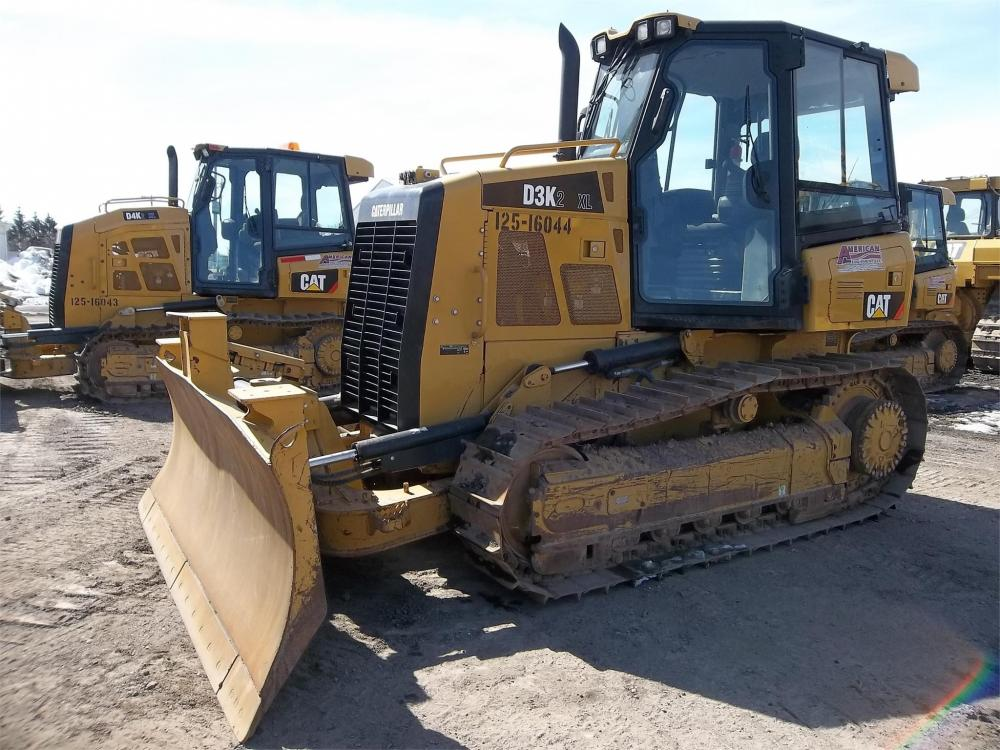 Detail photo of 2013 Caterpillar D3K II from Construction Equipment Guide