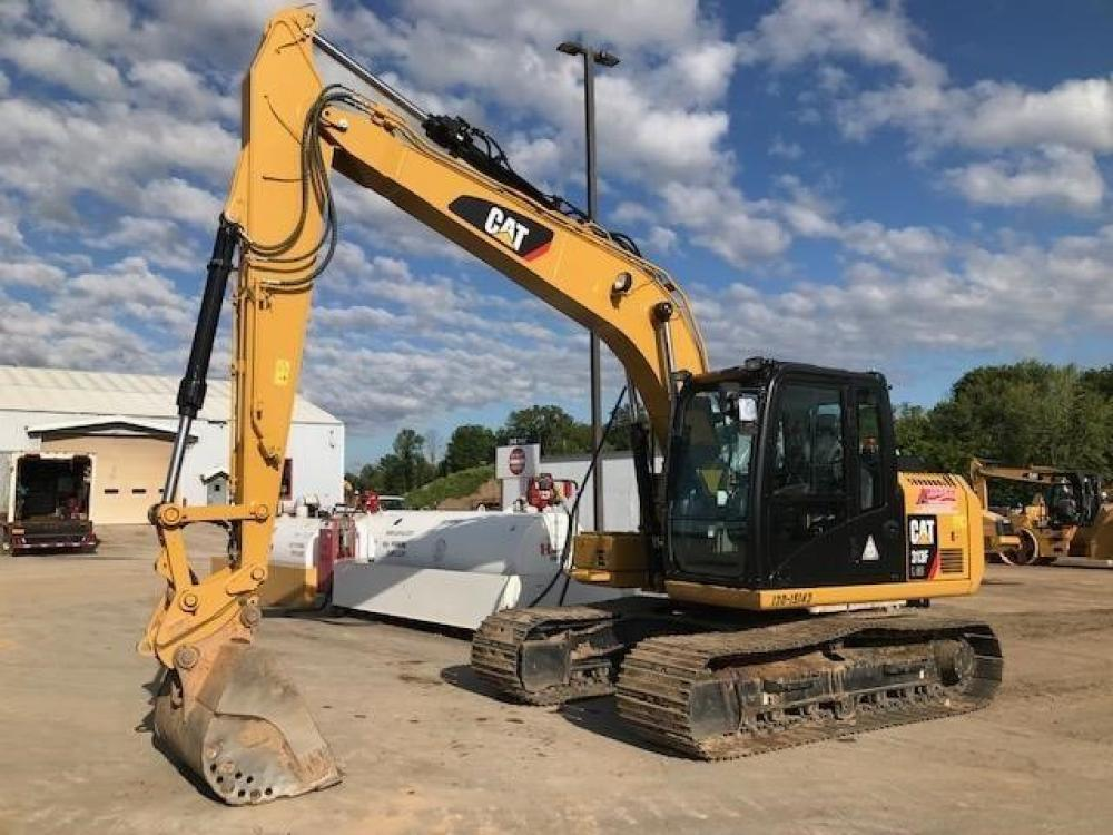 Detail photo of 2018 Caterpillar 313F L from Construction Equipment Guide