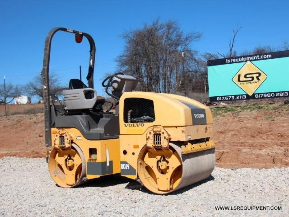 Detail photo of 2012 Volvo DD29 from Construction Equipment Guide