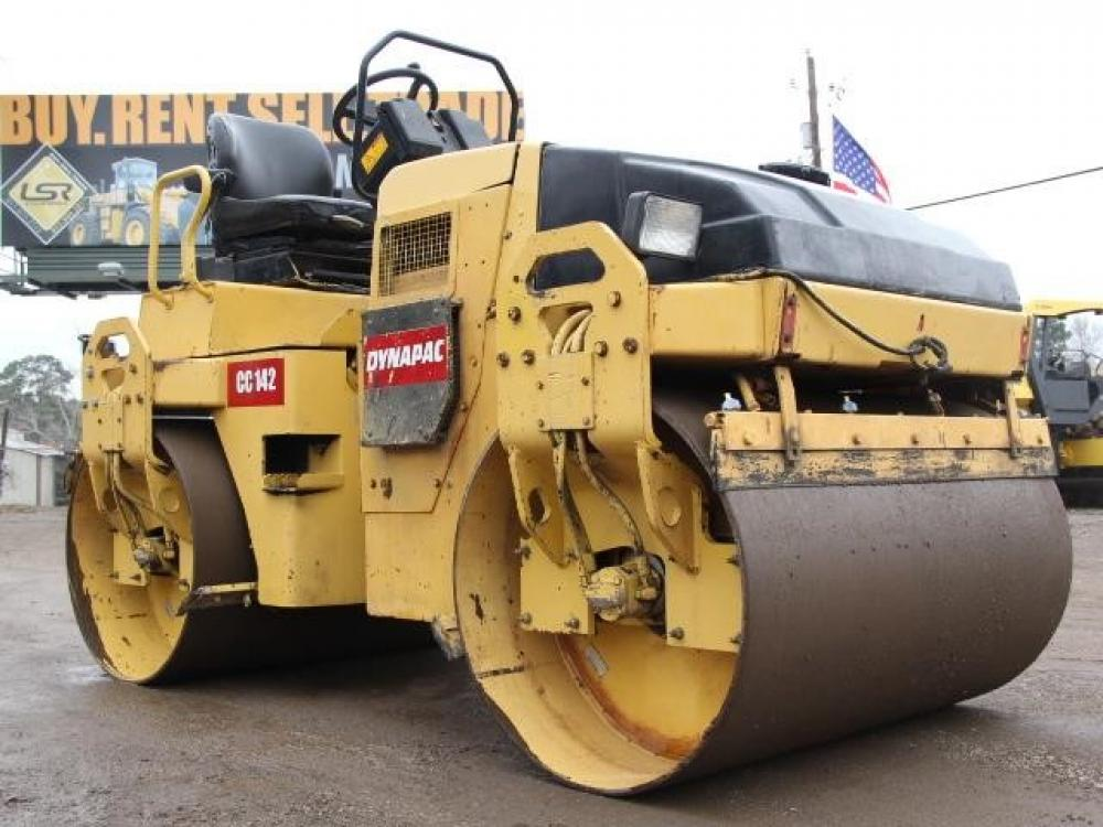 Detail photo of 2004 Dynapac CC142 from Construction Equipment Guide