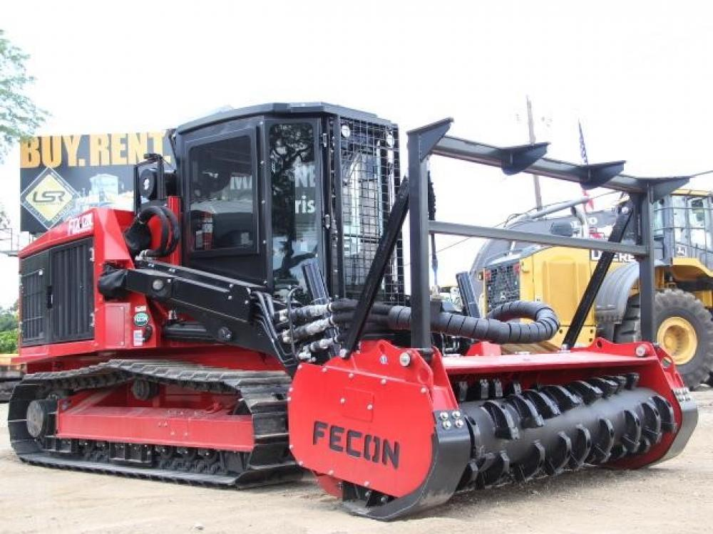 Detail photo of 2018 Fecon FTX128L from Construction Equipment Guide