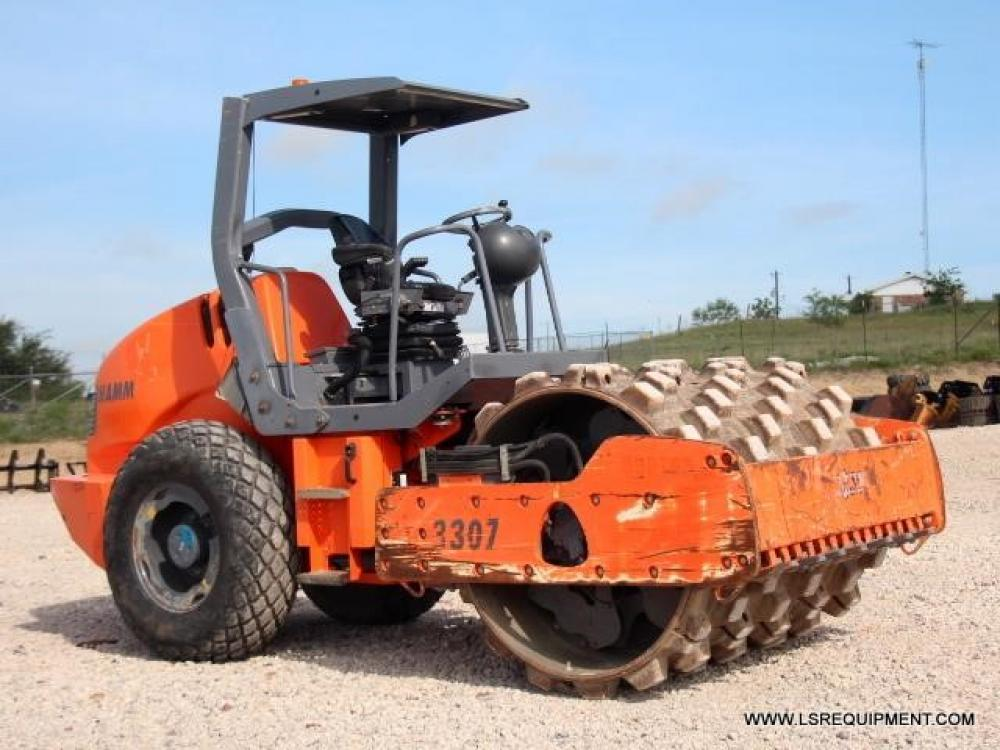 Detail photo of 2013 Hamm 3307 from Construction Equipment Guide