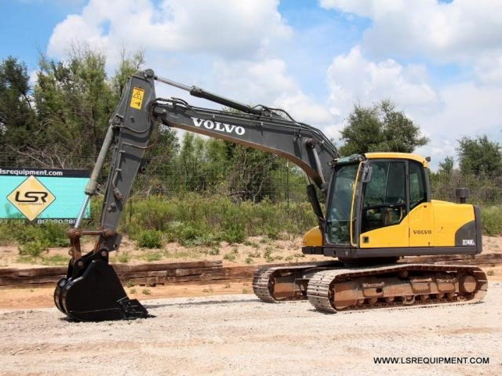 Detail photo of 2012 Volvo EC140CL from Construction Equipment Guide