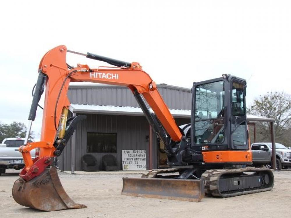 Detail photo of 2017 Hitachi ZX50U-5 from Construction Equipment Guide