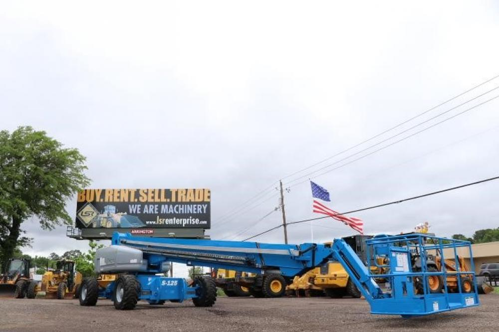 Detail photo of 2007 Genie S-125 from Construction Equipment Guide