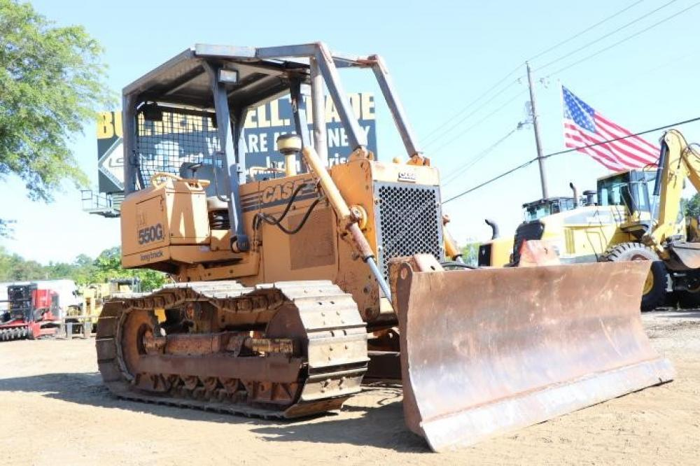 Detail photo of 1997 Case 550G LT from Construction Equipment Guide