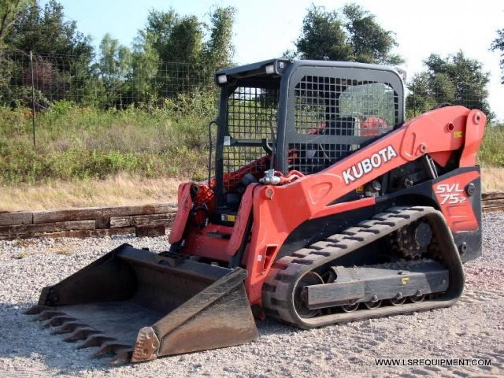 Detail photo of 2016 Kubota SVL75-2 from Construction Equipment Guide