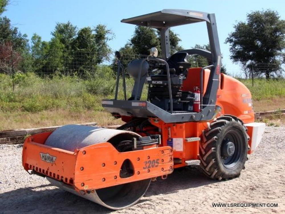 Detail photo of 2014 Hamm 3205 from Construction Equipment Guide