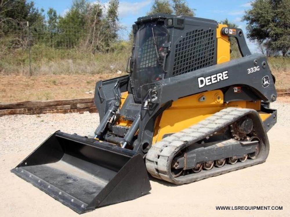 Detail photo of 2019 John Deere 333G from Construction Equipment Guide