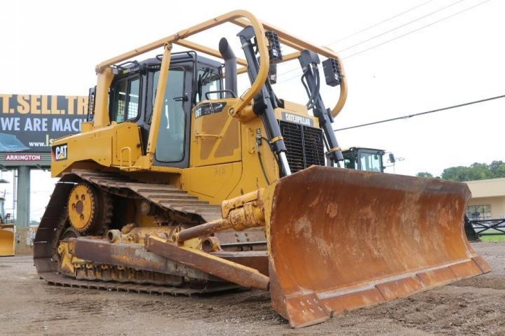 Detail photo of 2012 Caterpillar D6T XW from Construction Equipment Guide