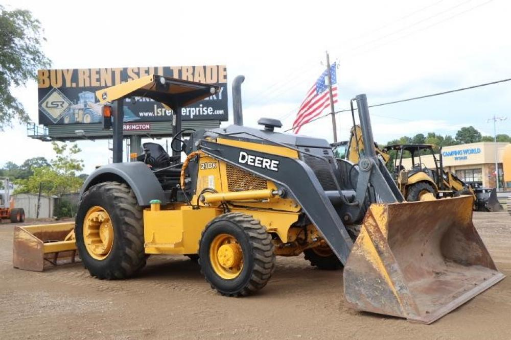 Detail photo of 2013 John Deere 210K from Construction Equipment Guide