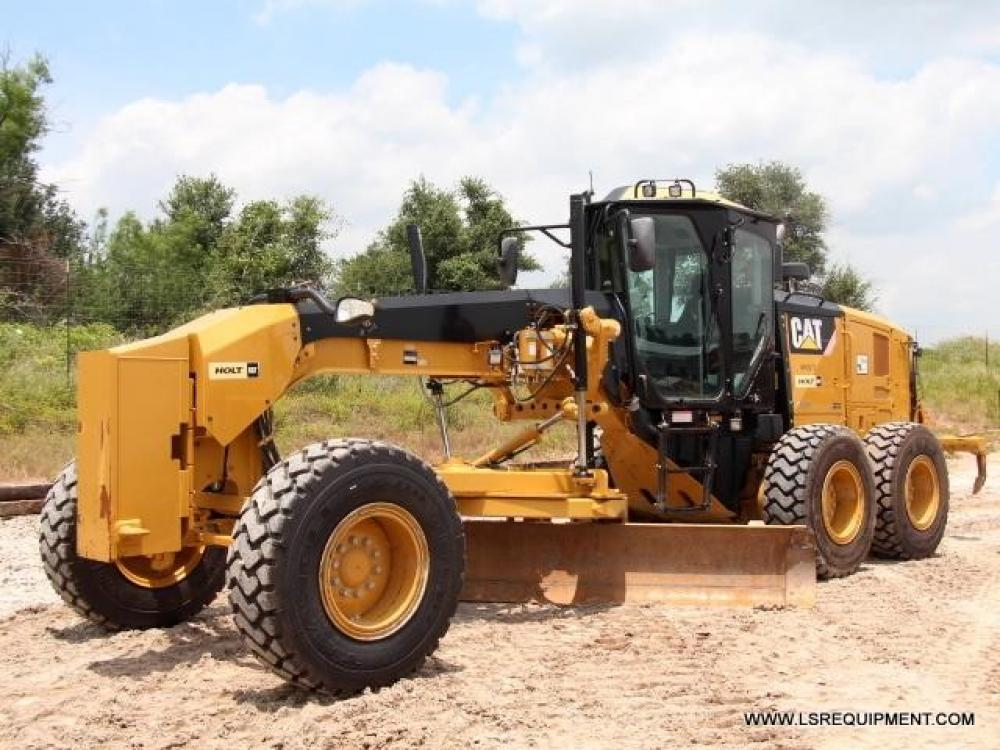 Detail photo of 2012 Caterpillar 120M2 from Construction Equipment Guide