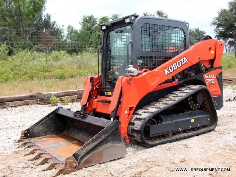 Detail photo of 2017 Kubota SVL75-2 from Construction Equipment Guide