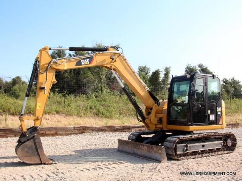 Detail photo of 2015 Caterpillar 308E2 CR SB from Construction Equipment Guide