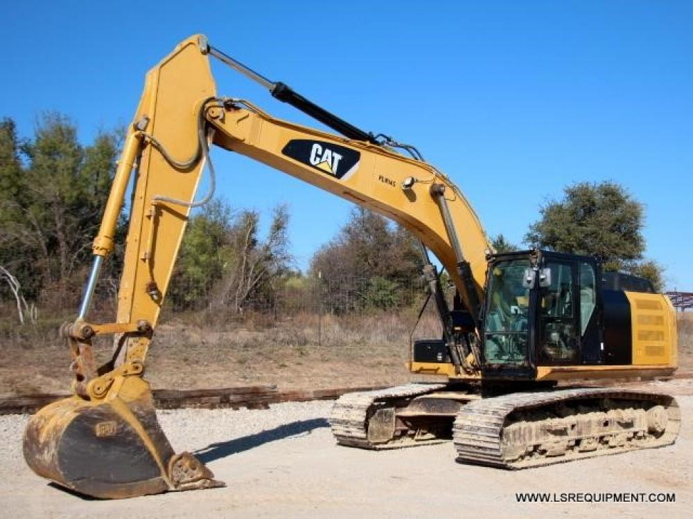 Detail photo of 2011 Caterpillar 329EL from Construction Equipment Guide