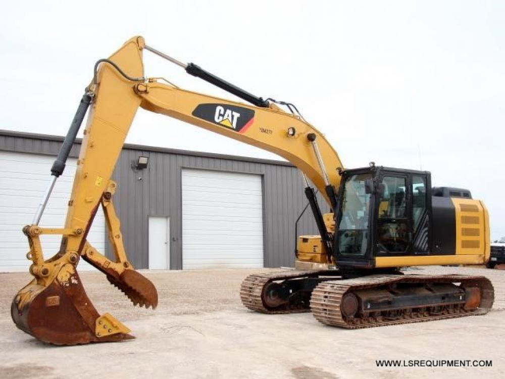 Detail photo of 2016 Caterpillar 320F L from Construction Equipment Guide