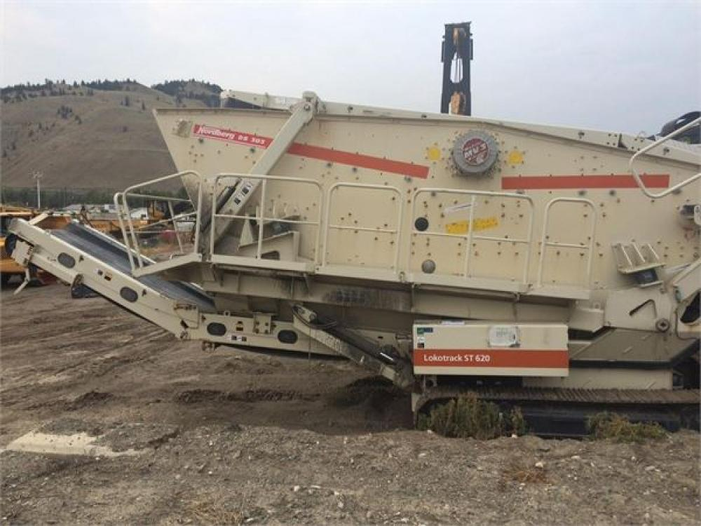 Detail photo of 2010 Metso ST620 from Construction Equipment Guide