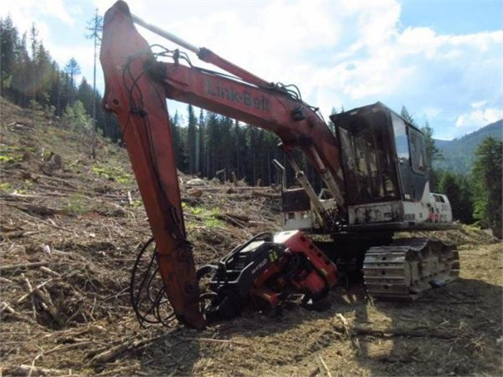 Detail photo of 2006 Link-Belt 240 LX from Construction Equipment Guide