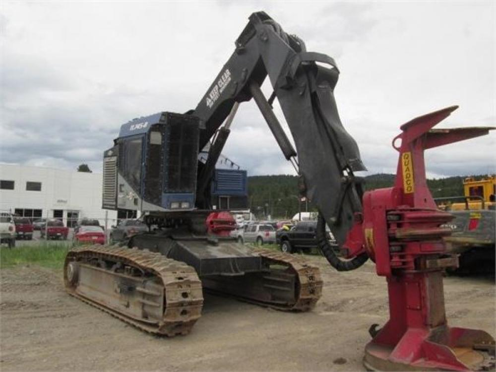 Detail photo of 2014 Timberpro TL745B from Construction Equipment Guide